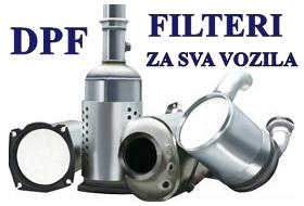 Dpf filteri