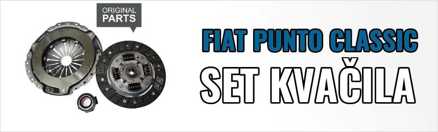 Originalni Fiat set kvačila