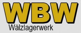 WBW wälzlagerwerk
