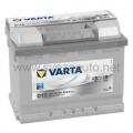 Varta 12V 63Ah D+ Akumulator D15 Silver Dynamic