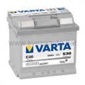 Varta 12V 54Ah D+ Akumulator C30 Silver Dynamic