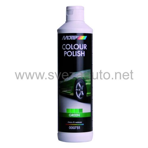 Polir u boji zeleni 500ml 000751