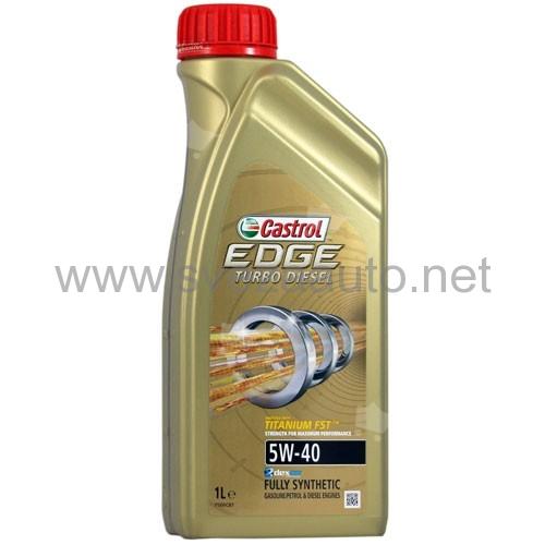Ulje Castrol Edge Turbo Diesel Titanium FST 5w40 1L