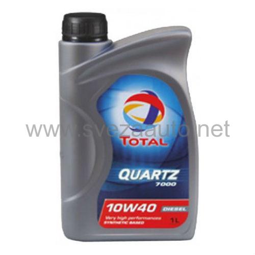 Ulje Total Quartz 7000 Diesel 10W-40 1L