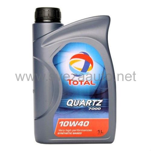 Ulje Total Quartz 7000 10W-40 1L