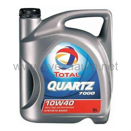 Ulje Total Quartz 7000 10W-40 5L