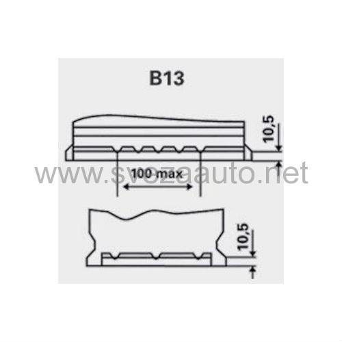 Akumulator Varta 12V 95Ah D+ G3 Blue Dynamic 595402080