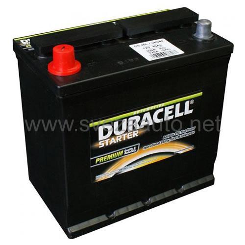 Duracell 12V 45Ah L+ Akumulator DS 45L Starter