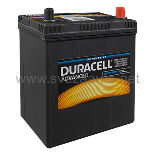 Duracell 12V 40Ah D+ Akumulator DA 40 Advanced