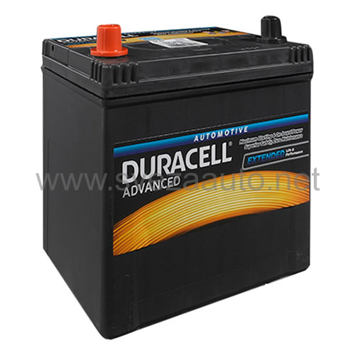 Duracell 12V 45Ah L+ Akumulator DA 45L Advanced