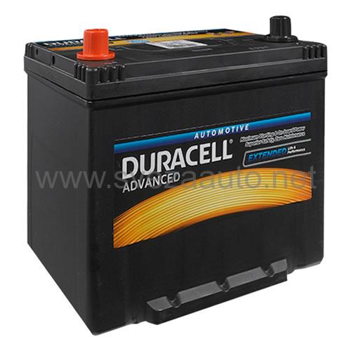 Duracell 12V 70Ah L+ Akumulator DA 70L Advanced
