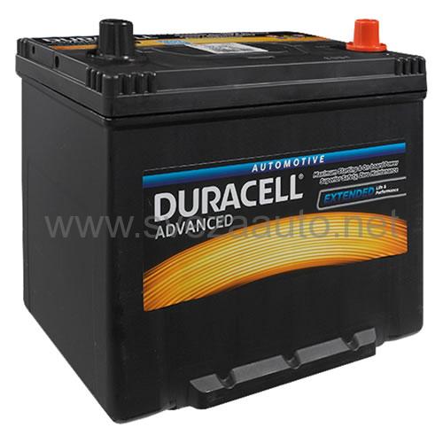 Duracell 12V 70Ah D+ Akumulator DA 70 Advanced