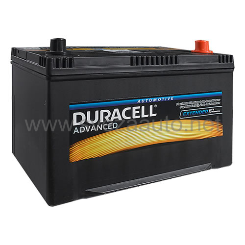 Duracell 12V 95Ah D+ Akumulator DA 95 Advanced