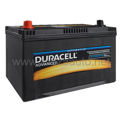 Duracell 12V 95 Ah L+ Akumulator DA 95L Advanced