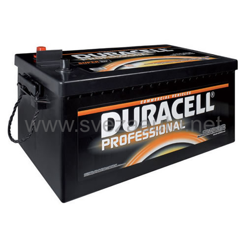 Duracell 12V 170 Ah L+ Akumulator DP 170SHD Professional