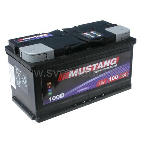 Mustang 12V 100Ah D+ Akumulator MS100-L5