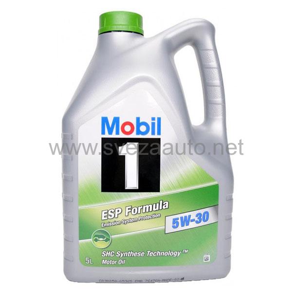 Ulje Mobil ESP Formula 5w30 5L