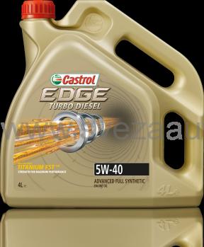 Ulje Castrol Edge TD 5w40 4L