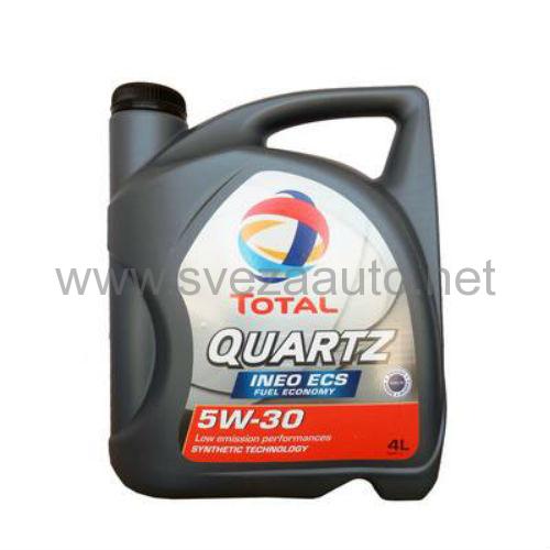 Ulje Total Quartz Ineo ECS 5w30 4L