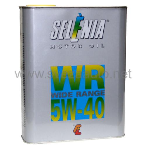 Selenia WR 5w40 2litra
