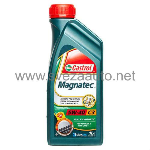 Ulje Castrol Magnatec C3 5w40 1L