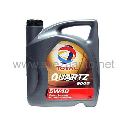 Ulje Total Q9000 148597 5w40 4L