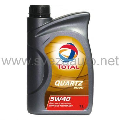 Ulje Total Q9000 166243 5w40 1L