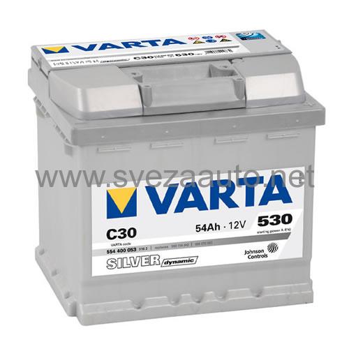 Varta 12v54ah D+ Akumulator C30 SD