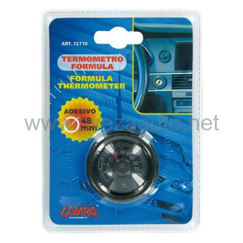 Termometar samolepljivi fi48mm 72710